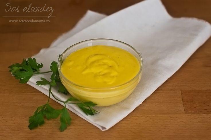 Sos Olandez, un clasic al bucătăriei franceze Acest Sos Olandez (Sauce Hollandaise)este, în esență, o emulsie asemănătoare cu maioneza. Dacă la baza maionezei stă oul (gălbenușul) și uleiul, sosul olandez...