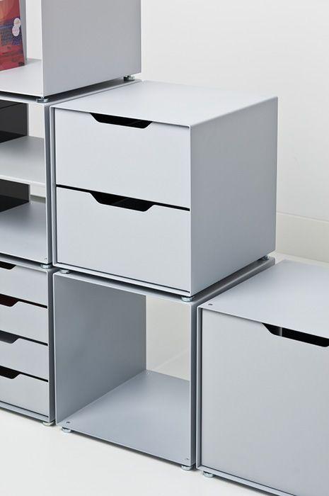 Cascando Box01.Ontworpen door Silvio Rohrmoser.