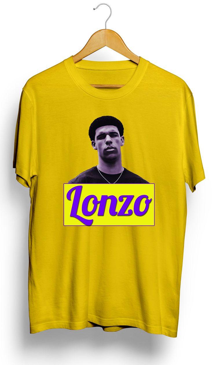 Lonzo Ball/Los Angeles Lakers T-Shirt