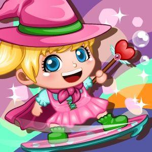 Magic Surfer Girl - foxyspiele.com