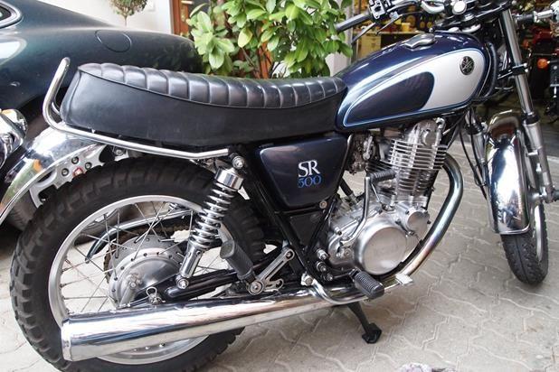 Angebot Yamaha SR 500
