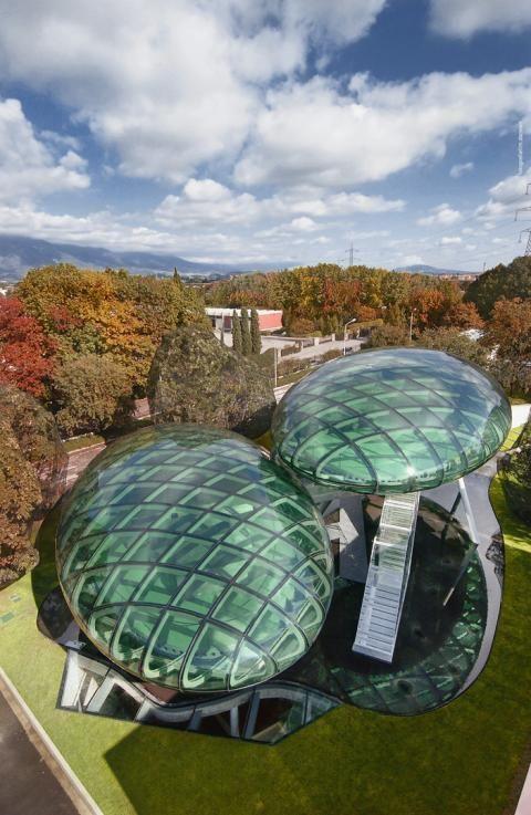 Nardini Research Centre and Auditorium