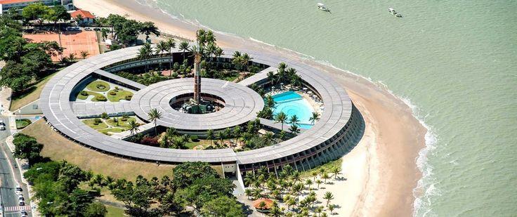 Cartão postal de João Pessoa, Hotel Tambaú vai ser leiloado pela Justiça Federal | Água Branca em Foco