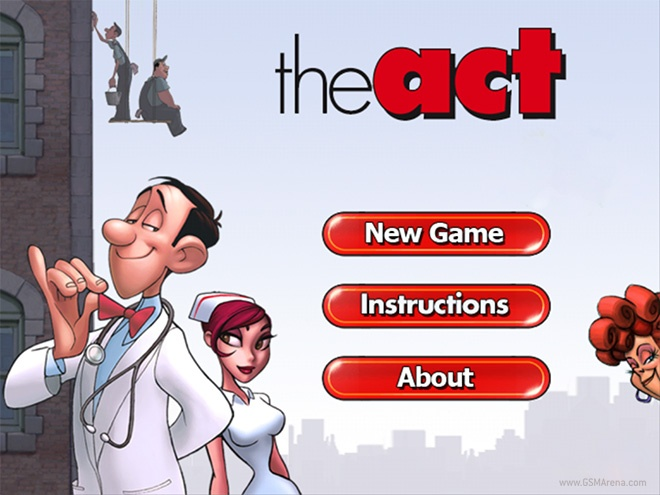 iOS game review for Act