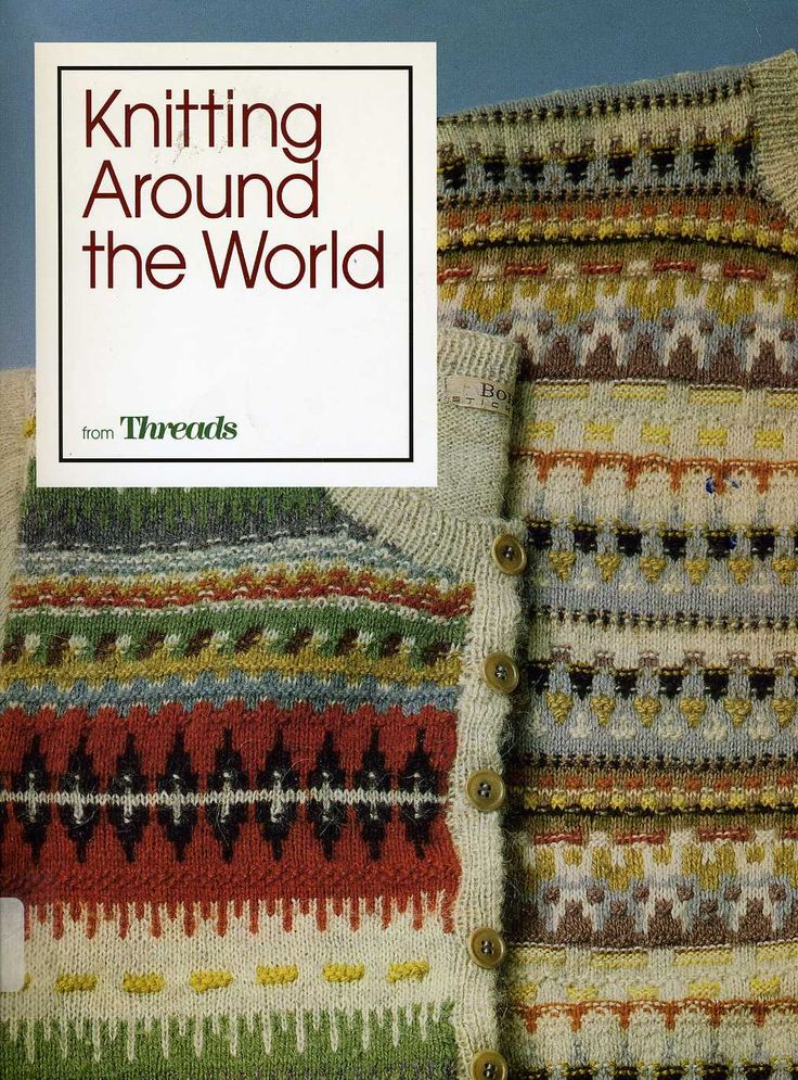 Knitting around the world Anatomy of a tammy ( béret)