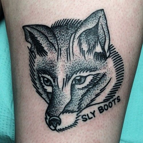 1000 images about fox foxes foxy on pinterest foxes for Silver fox tattoo
