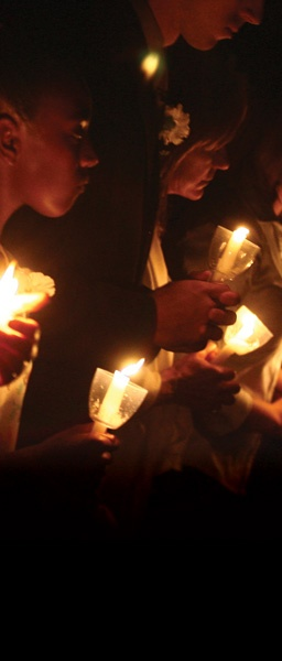 Aggie Muster    Every April 21, Muster brings together more Aggies worldwide on one occasion than any other event.  Silver Taps  A final tribute is held the first Tuesday of the month when a student has passed away the previous month.