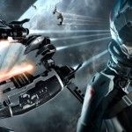 Eve Valkyrie from the notorious game maker Eve Online!  Judging from the demo video, it's a killer!   #evevalkyrie #virtualgame #virtualgaming #vrgame