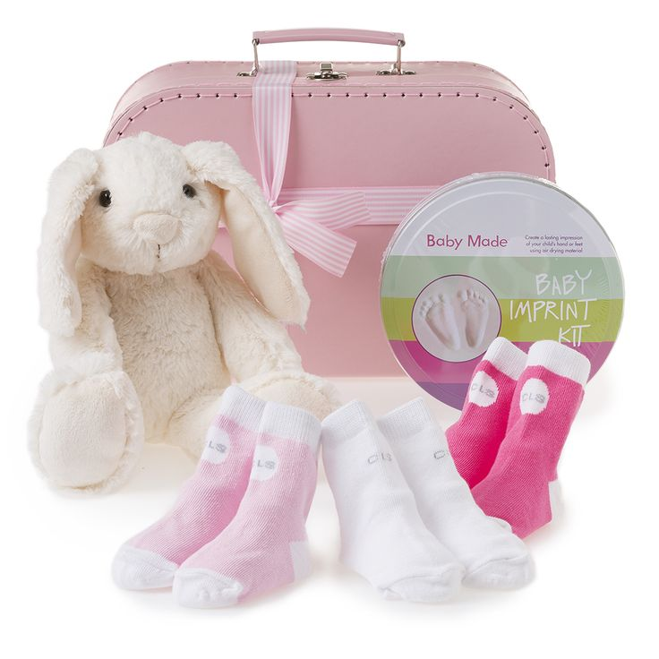New Arrival Baby Girl | Baby Girl Gifts | Baby Hampers | Bockers & Pony