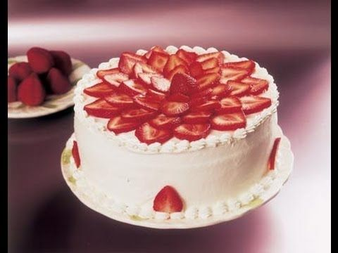 ▶ Pastel de tres leches con fruta / receta de pasteles - YouTube