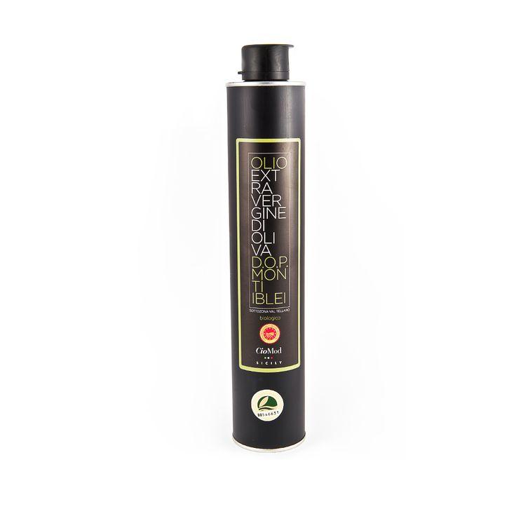 Sicilian organic extra virgin olive oil 500ml