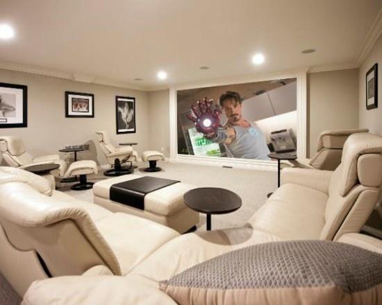Best 25+ Entertainment room ideas on Pinterest Theater rooms