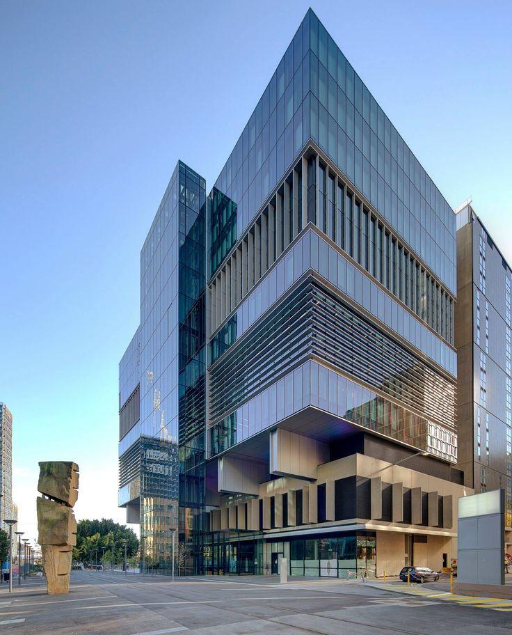 TransGrid Headquarters  Bates Smart / Commercial Architecture - Architecture Award / Photography: Brett Boardman