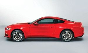 2015 Mustang Shelby price