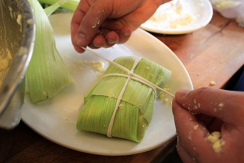 How to Make Pamonha - Brazilian Tamales