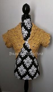 Busting Stitches: Amber Crochet Bolero: Boleros Patterns, Bust Stitches, Crochet Boleros, Free Crochet, Amber Crochet, Free Patterns, Crochet Patterns, Crochet Knits, Crochet Clothing