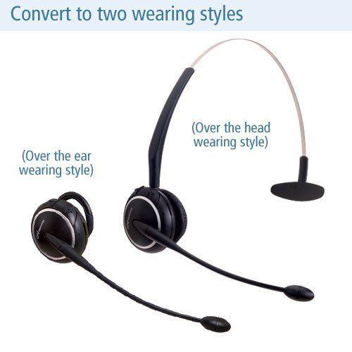Headset Only 9125 Flex-boom Headset Nc Mic 1.9GHZ by Jabra. $89.24. Save 47%!