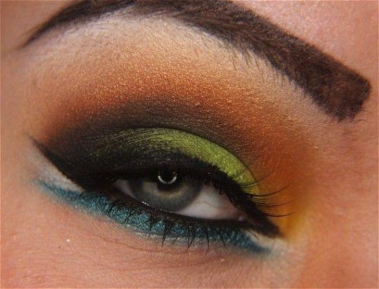 Colorful Arab Eye MUG Ideas: Makeup Tutorials, Makeup Geek, Colors Arabic, Eye Makeup, Makeupgeek, Mugs Ideas, Makeup Ideas, Arabic Eye, Beautiful Eye