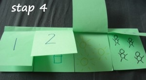 Boekje+vouwen: Math Maternell