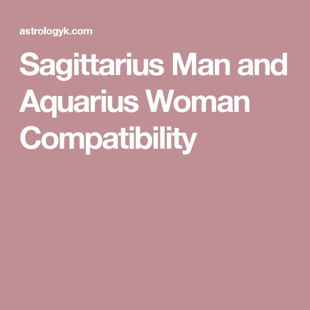 A Sagittarius Man