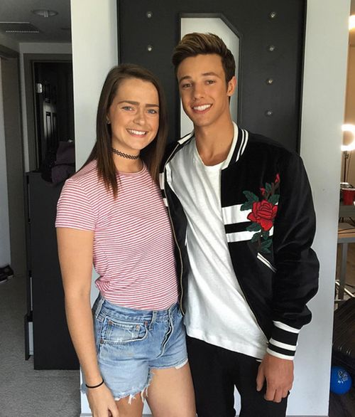 Cameron dallas dating timeline