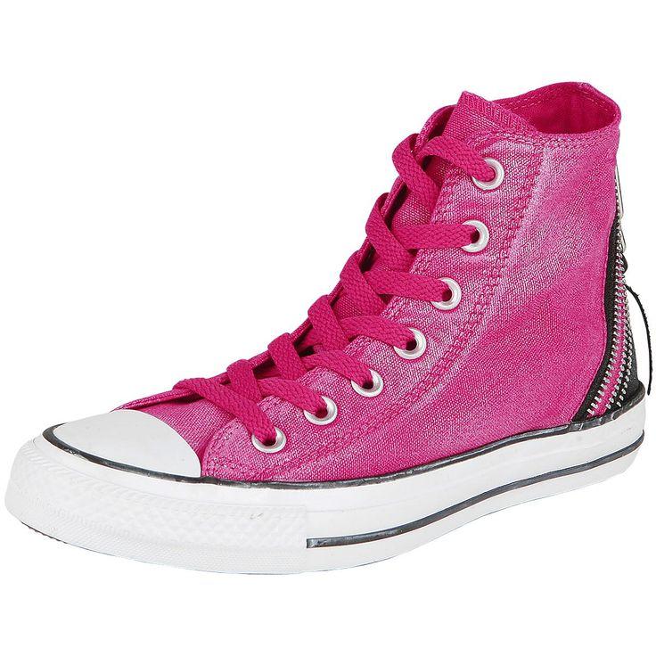 Pinkit Chuckit - näillä kelpaa talsia! Lue lisää: http://www.emp.fi/converse-chuck-taylor-allstar-tri-zip-tennarit/art_278423/?campaign=emp/fi/sm/pin/promotion/desk/16082014-278423
