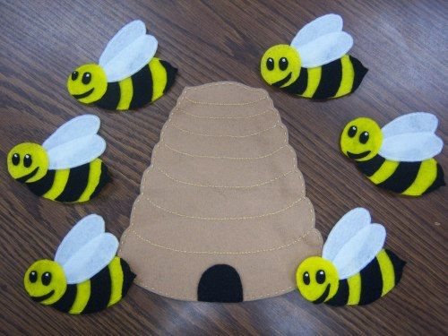 Six Little Bumblebees