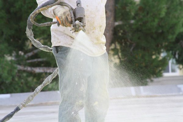 Spray Foam #Roofing