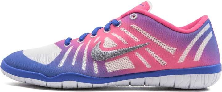 Nike Womens Free 3.0 Studio Dance P Shoes Size 7W