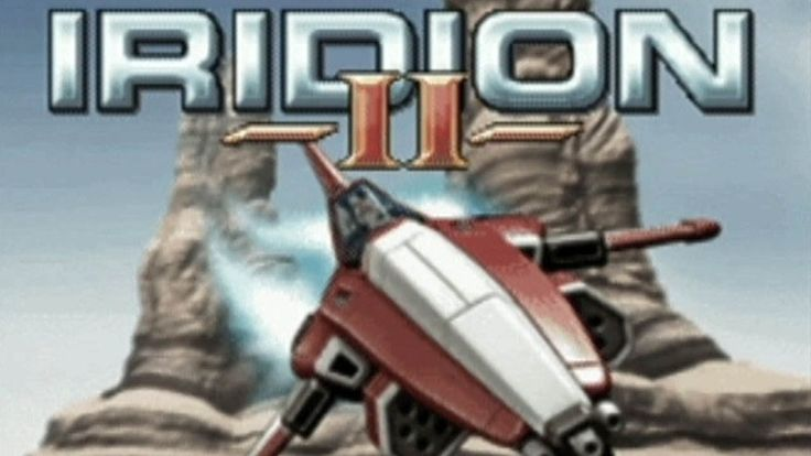 CGR Undertow - IRIDION II review for Game Boy Advance