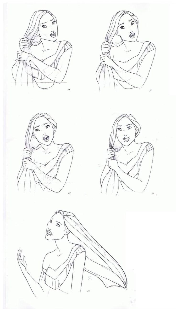 Disney Princesses - Les Heroines Disney - Pocahontas
