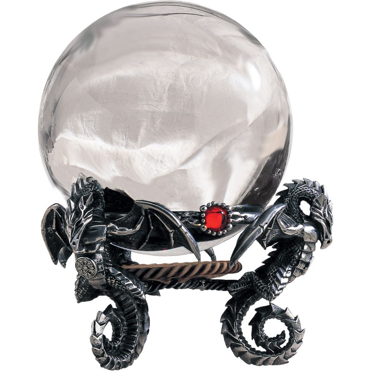 want a crystal ball for this year's halloween! but i'll be damned if i'm spending $330 for it!