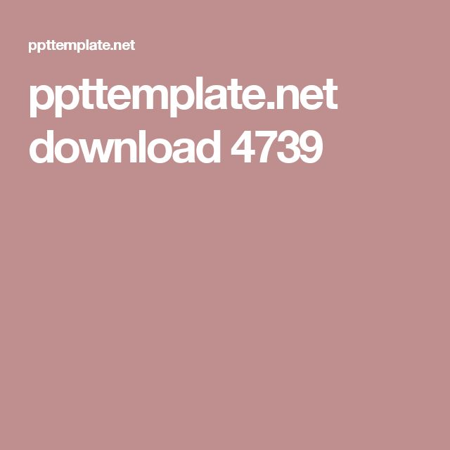 ppttemplate.net download 4739