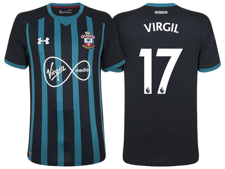 Southampton Jersey virgil van dijk 17-18 Away Shirt