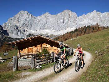 Mountainbiken in Ramsau am Dachstein Steiermark