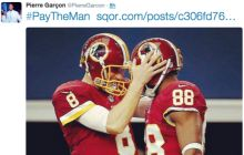 Redskins Players Want Kirk Back And Have Started The #PayTheMan Movement On Twitter