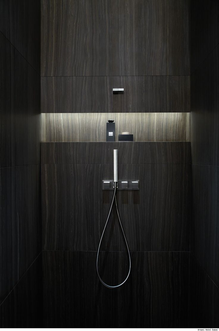 Armani casa shower bath pinterest bathrooms armani for Armani hotel dubai design