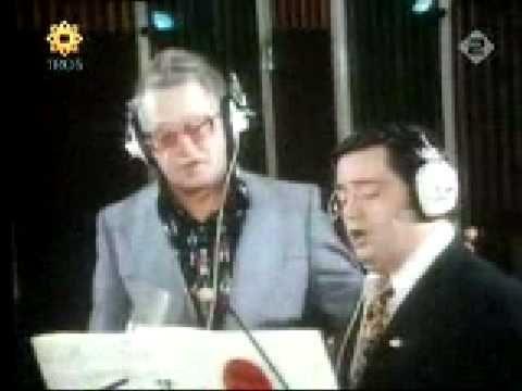Willy Alberti en Johnny Jordaan - Oh zwarte zigeuner - YouTube