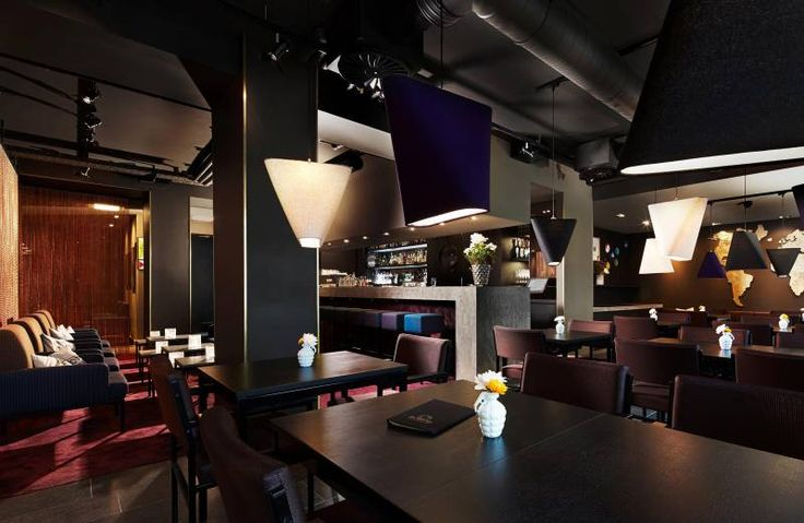 25hours Hotel Frankfurt The Goldman Oost Bar