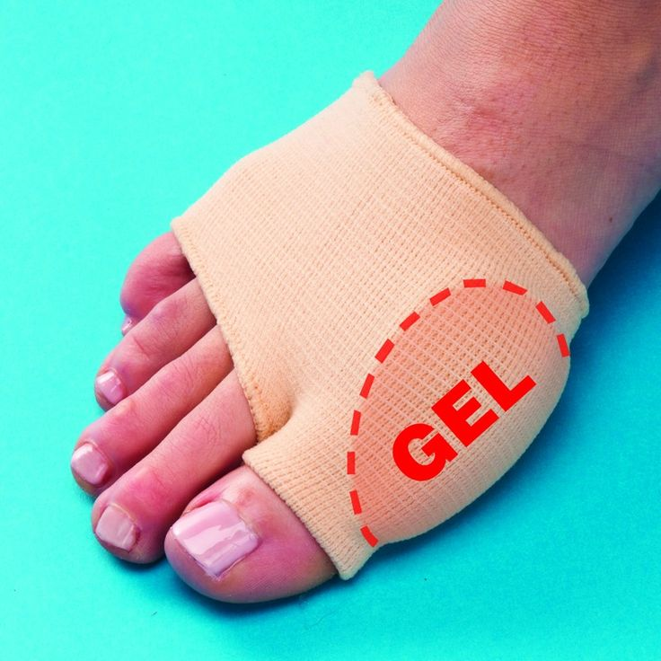 Bunion Treatment Foot Pads -  for day-long comfort and instant bunion pain relief #bunions #footproblems #footcare