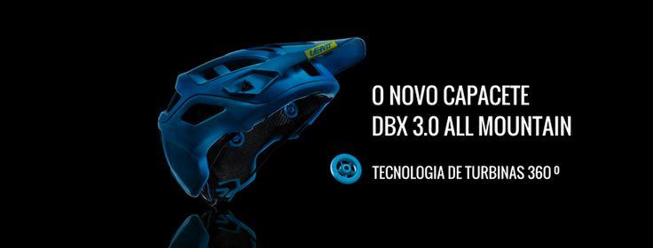LEATT | O novo capacete da LEATT All Mountain - DBX 3.0 ||  #lusomotos #leatt #novidade #capacete #bicicleta #allmountain #offroad #trail #downhill #tecnologiadeturbinas #segurança #qualidade #Armourgel #turbinas #ventilação #DBX