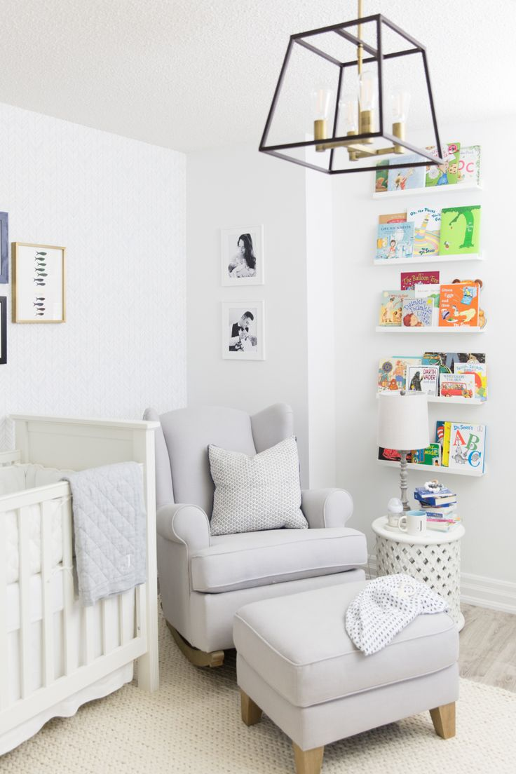 Photography : Annawithlove Read More on SMP: http://www.stylemepretty.com/living/2017/01/18/a-stylish-nursery-for-a-baby-boy/