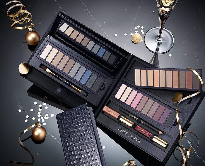 Estee Lauder Give Every Shade Holiday 2017 Beauty Trends And Latest Makeup Collections Chic