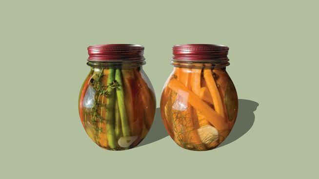 Encurtidos zanahorias (pickled carrots) - 3D Warehouse