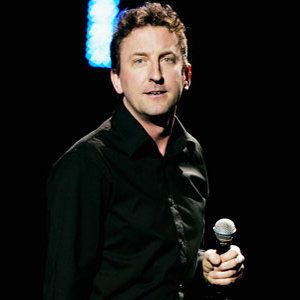 Lee Mack - One of my favourite stand ups and writer of the amazing Not Going Out