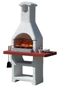 Masonry BBQs | Chimney Barbecue | Big K Products