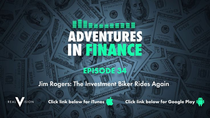 awesome - Adventures in Finance Episode 34 - Jim Rogers: The Investment Biker Rides Again