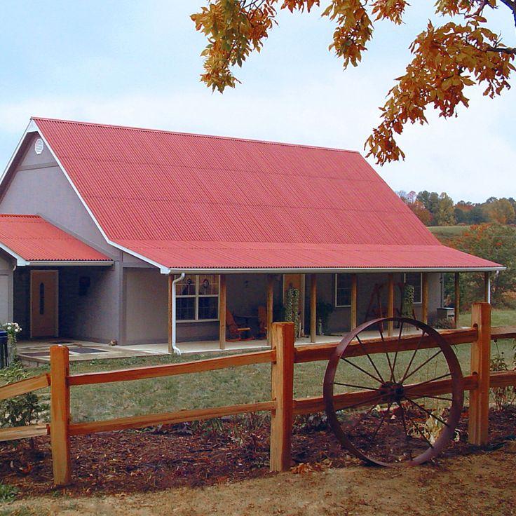 Shop Ondura 4 Ft X 6.58 Ft Corrugated Cellulose Fiber/Asphalt Roof Panel