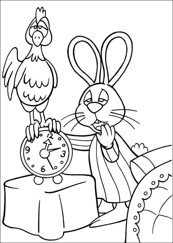 peter cottontail 25 ausmalbilder für kinder malvorlagen