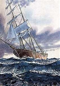 The Mary Celeste was an American merchant ship famous for having been discovered in December 1872 in the Atlantic Ocean, apparently abandoned despite the fact that the weather was fine and her crew had been experienced, able seamen. The Mary Celeste was in seaworthy condition and still under sail heading toward the Strait of Gibraltar. Her cargo was untouched and the personal belongings of passengers and crew were still in place, including valuables. The crew was never seen or heard from…